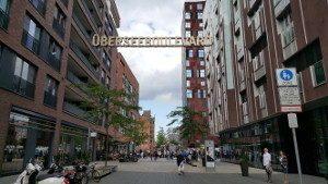 Hamburg Überseeboulevard