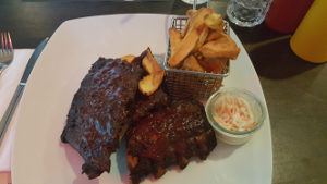 Ribs at Rio The Bar